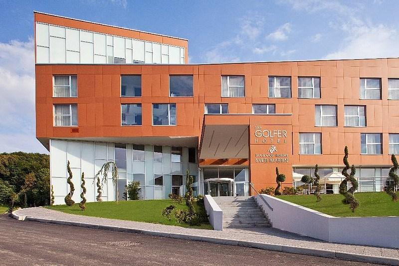Hotel SPA GOLFER - Osada Xi