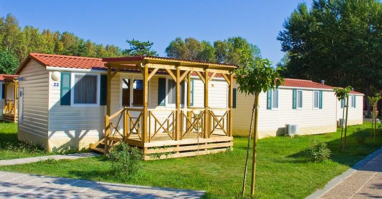 Mobilní domky SAN MARINO - Balatonalmádi