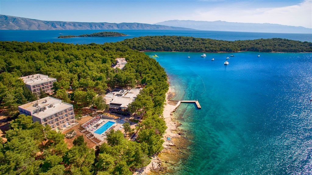 Senses Resort VRBOSKA - Vinjerac