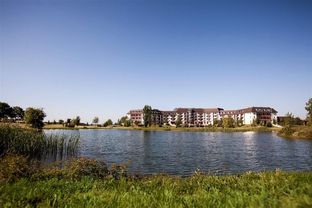 Hotel GREENFIELD GOLF & SPA - Bükfürdö