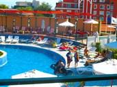 Hotel KIPARISITE - Slunečné pobřeží