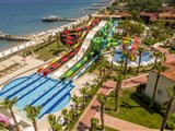 Resort CRYSTAL FLORA BEACH -