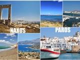 ISLAND HOPPING - NAXOS + PAROS -