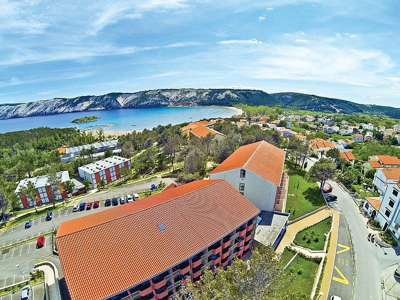 Hotel FAMILY PLAŽA - Ostrov Vir