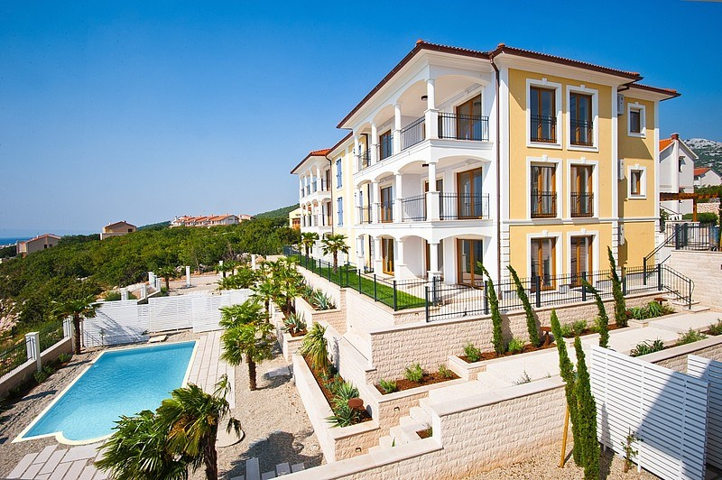 Rezidence POVILLE - Platanias