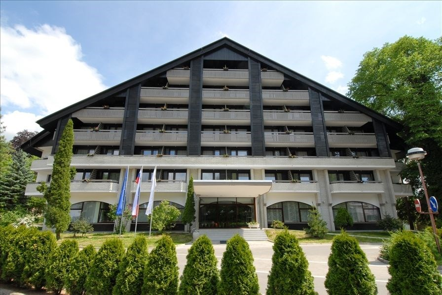 Hotel SAVICA - Bled