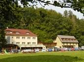 Hotel SKALNÍ MLÝN - Moravský kras