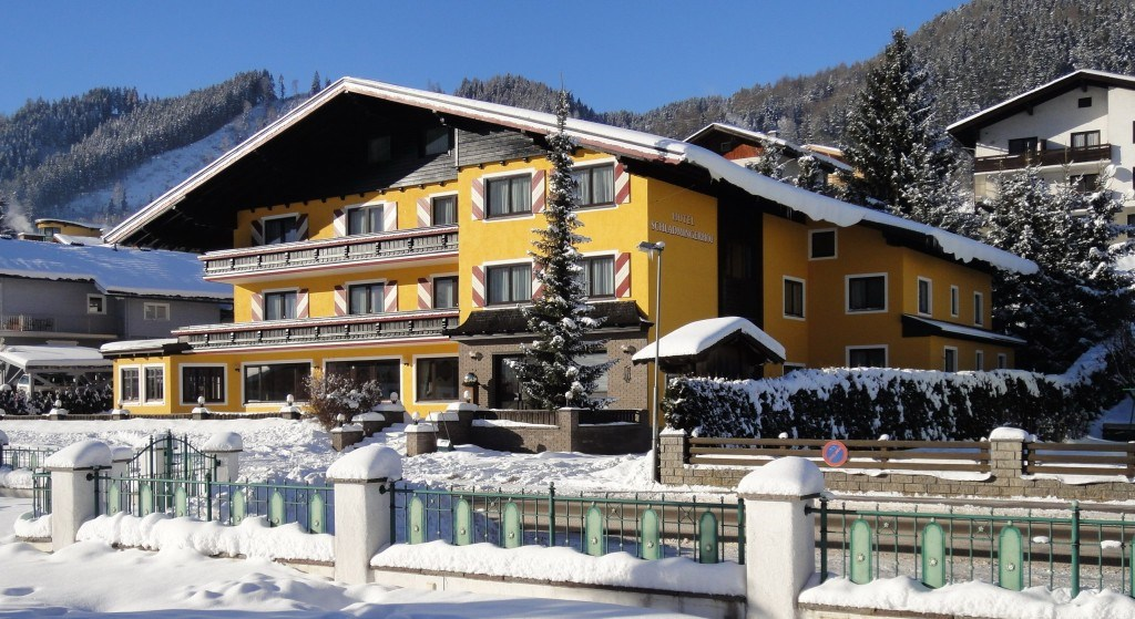 Hotel SCHLADMINGERHOF - Baška