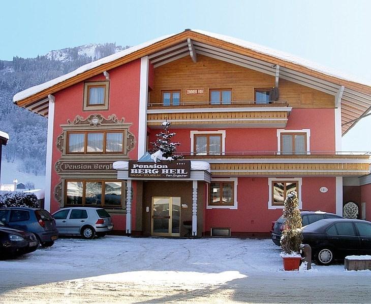 Pension BERGHEIL - Zell am See-Kaprun