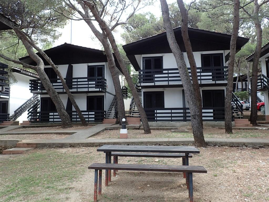 Rodinné bungalovy BAŠKA VODA, AKTIVNÍ DOVOLENÁ 55+ - Crikvenica