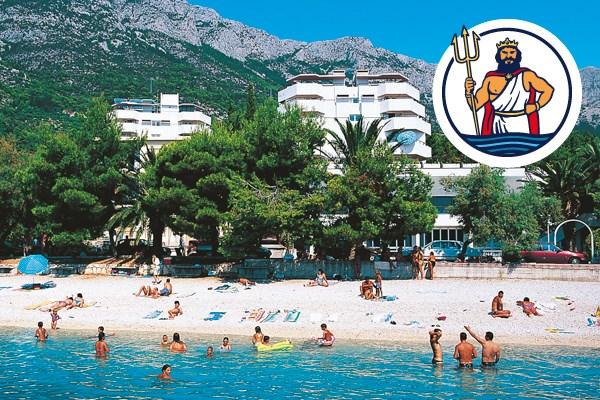 Hotel LAGUNA - Drvenik