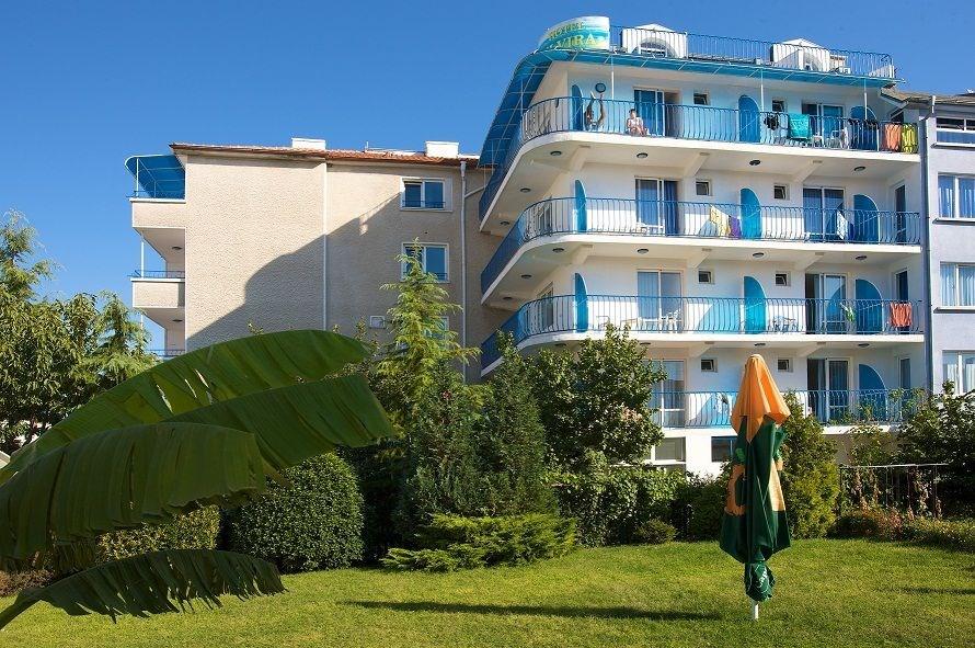 Hotel ELVIRA, letecky výhodně - Ravda