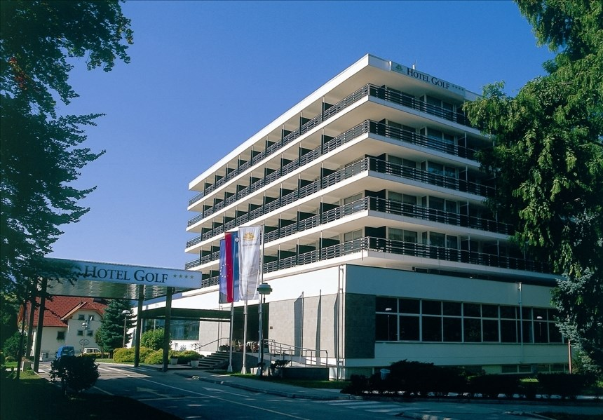 RIKLI BALANCE HOTEL (Ex. GOLF) - Makarska