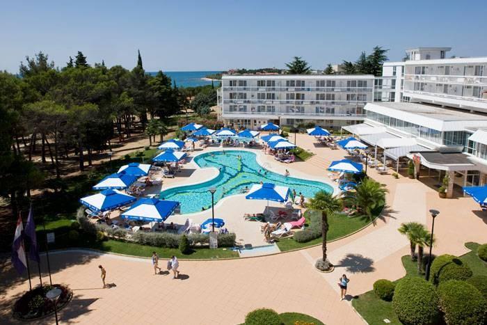 Hotel AMINESS LAGUNA - Albánie