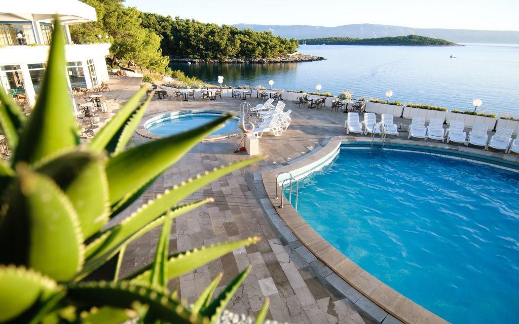 Apartmány ADRIATIQ FONTANA RESORT - Makarska