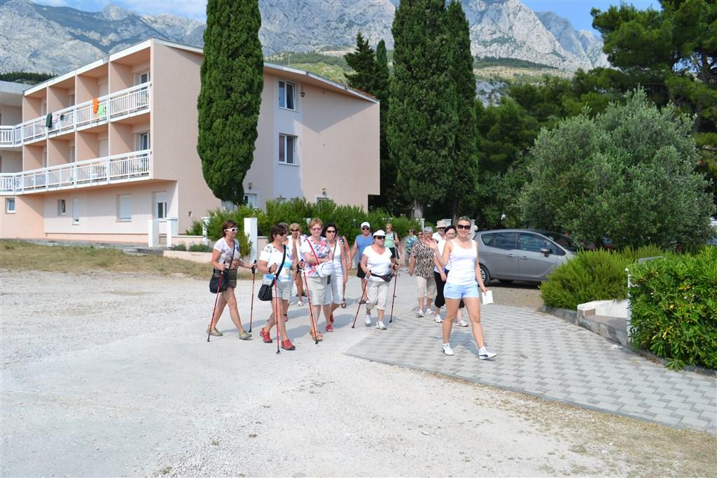 Pavilony DUKIĆ-B BUS ARANŽMAN - Premantura