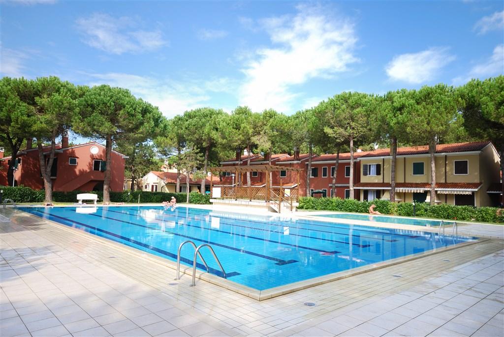 Villaggio MICHELANGELO - Alsópáhok
