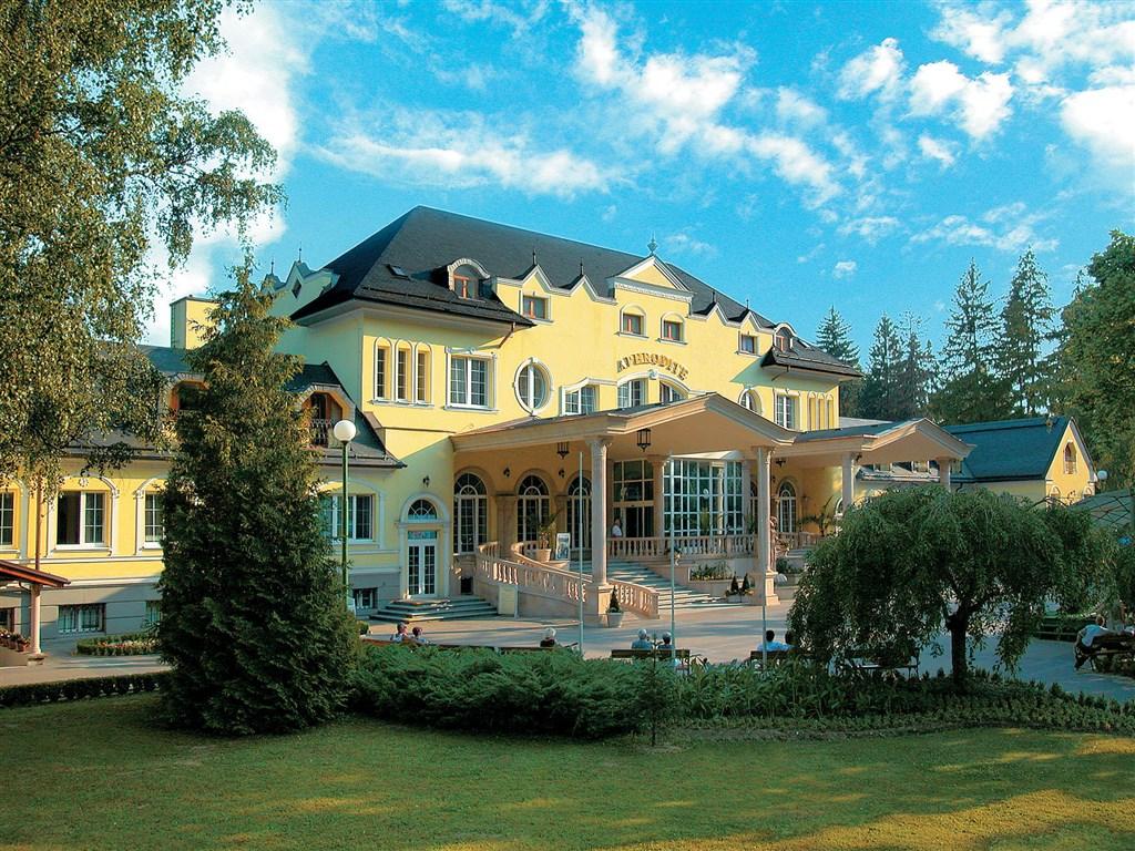 Hotel APHRODITE - Rajecké Teplice
