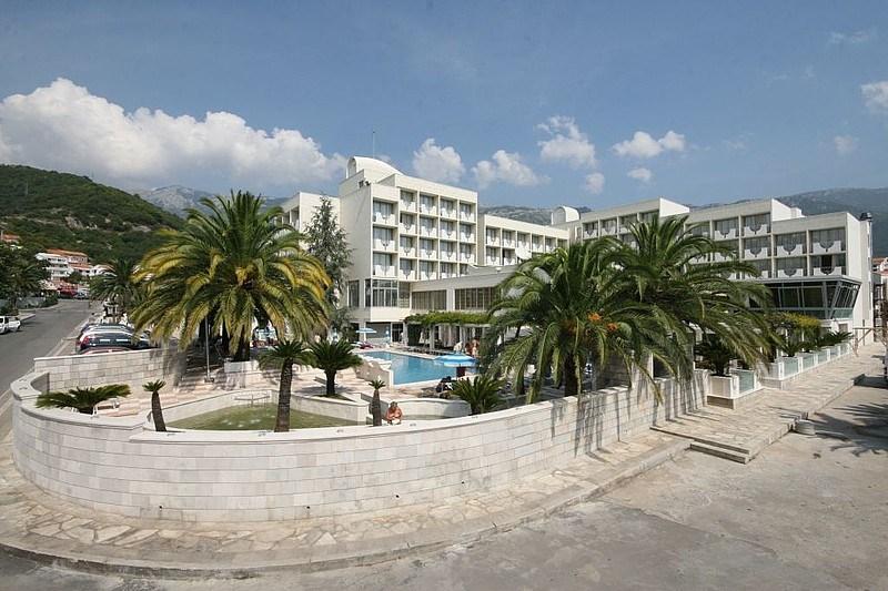 Hotel MEDITERAN - Slunečné pobřeží