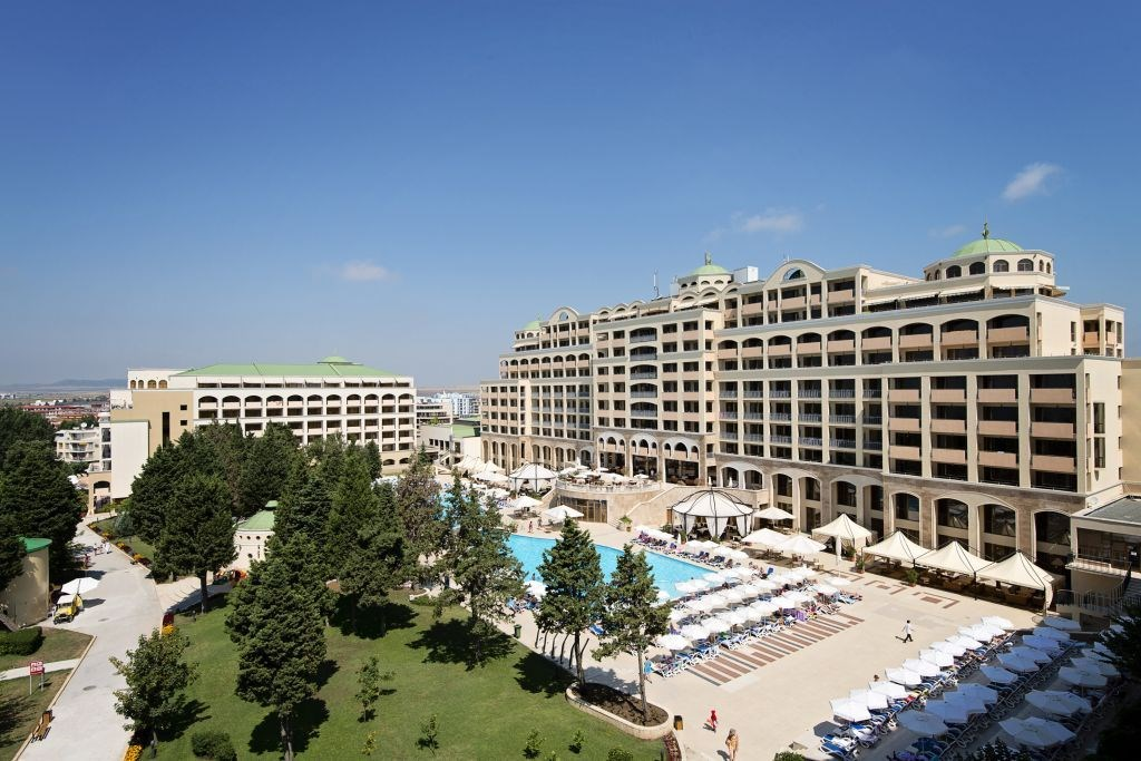 Hotel SOL NESSEBAR PALACE - Nesebr