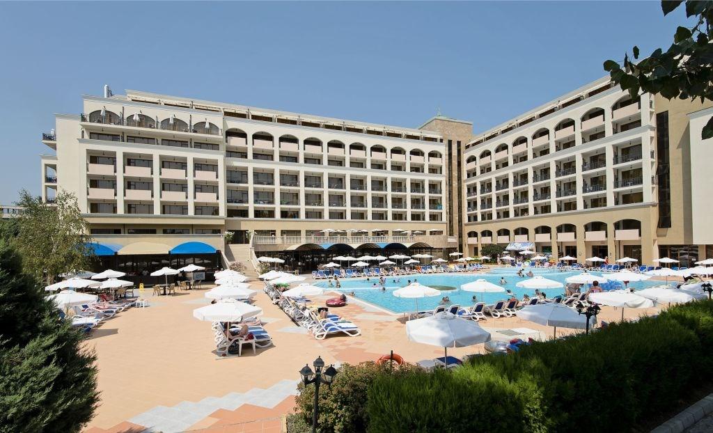 Hotel SOL NESSEBAR BAY-MARE - Nesebr