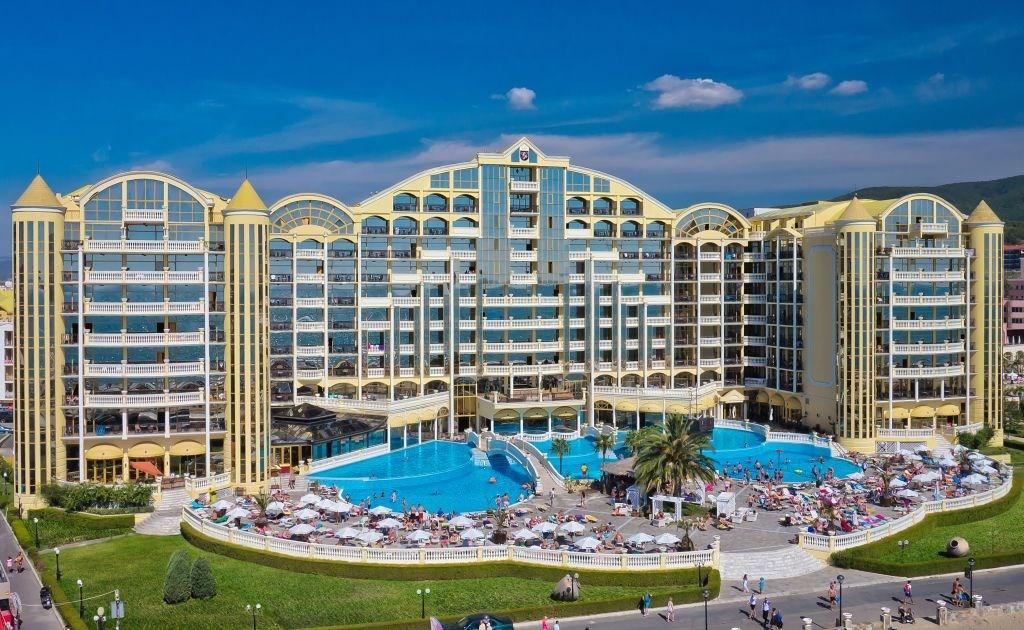 Hotel VICTORIA PALACE - Slunečné pobřeží