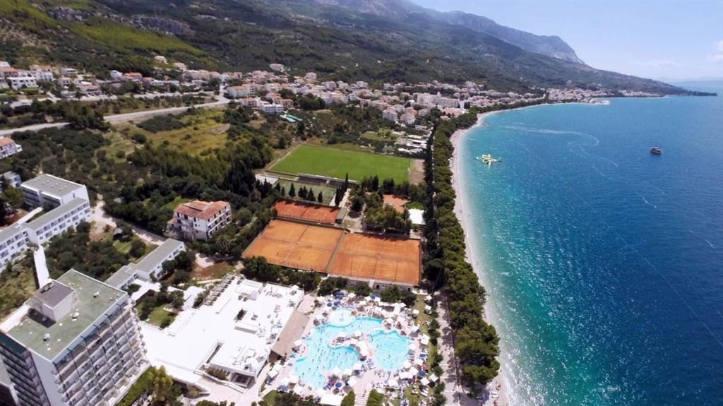 Hotel BLUESUN NEPTUN - Chorvatsko