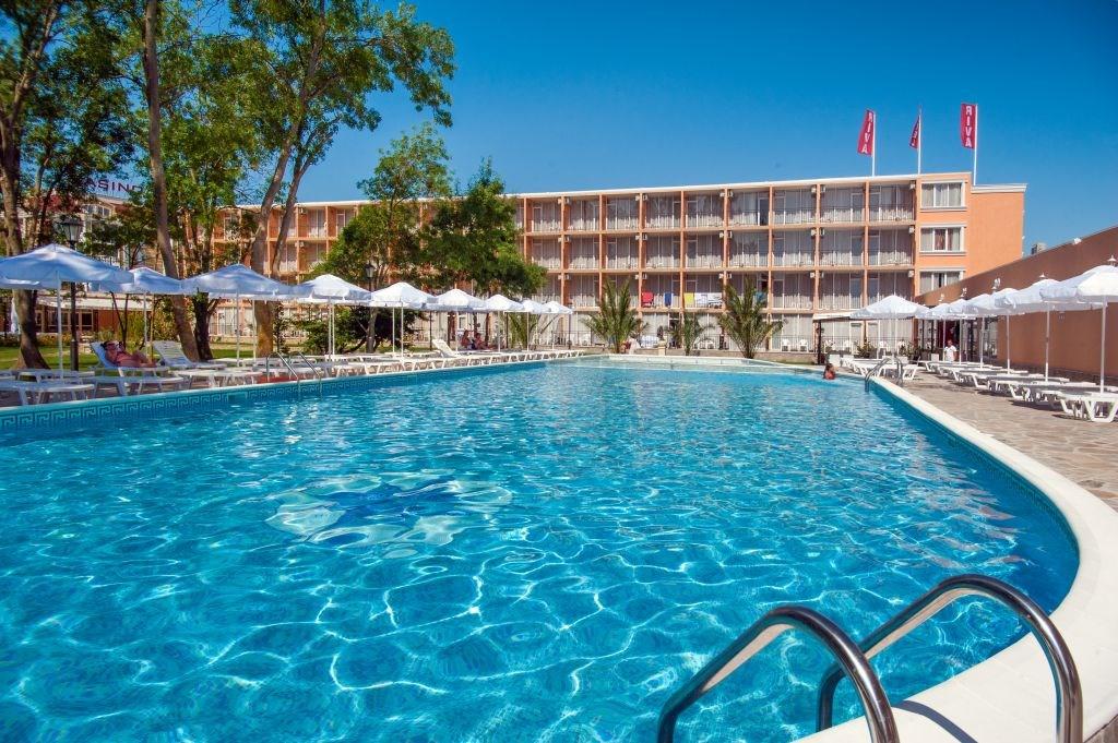 Hotel RIVA - Slunečné pobřeží
