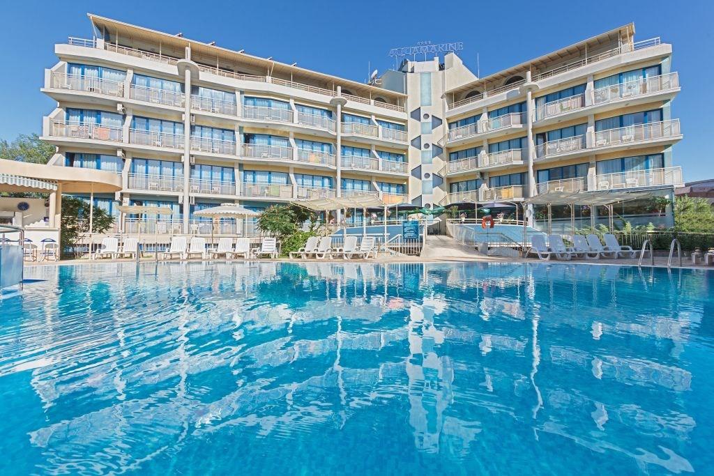 Hotel AQUAMARINE - Slunečné pobřeží