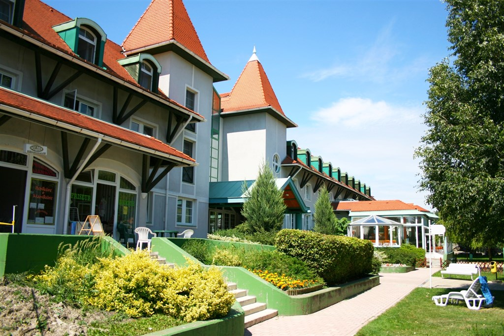 Hotel THERMAL - Hévíz