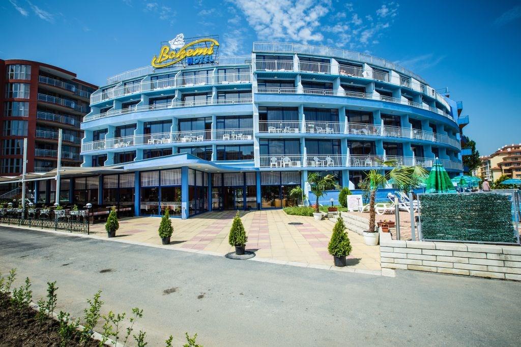 Hotel BOHEMI - Slunečné pobřeží