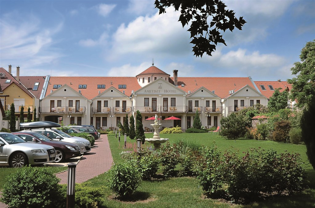 Hotel AMETISZT - Sveti Stefan