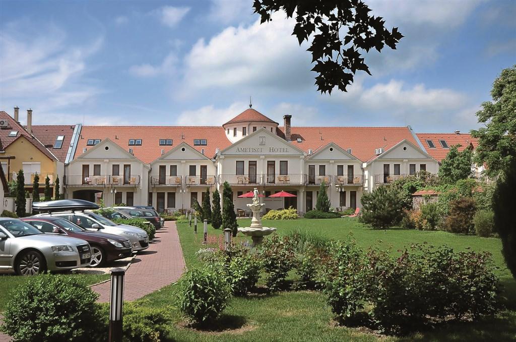 Hotel AMETISZT - Harkány