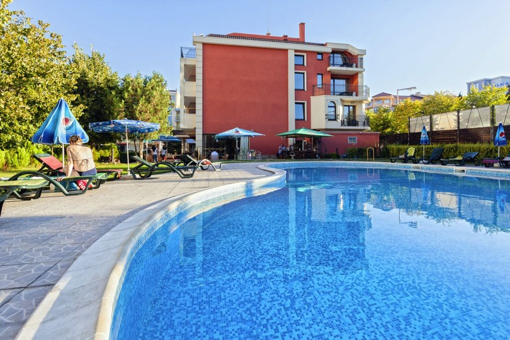 Hotel FORUM - Slunečné pobřeží