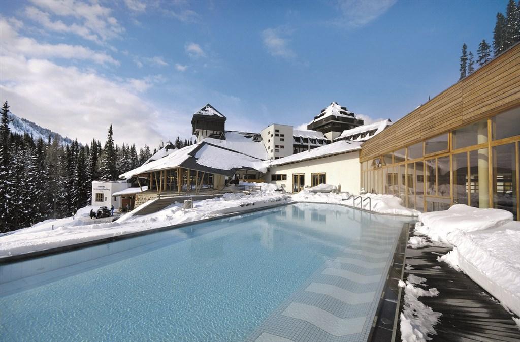Hotel FALKENSTEINER CLUB FUNIMATION KATSCHBERG - Demänovská dolina