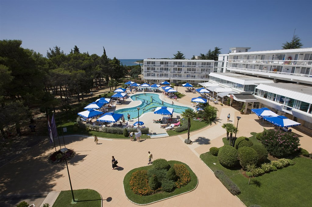 Hotel AMINESS LAGUNA - Petrovac