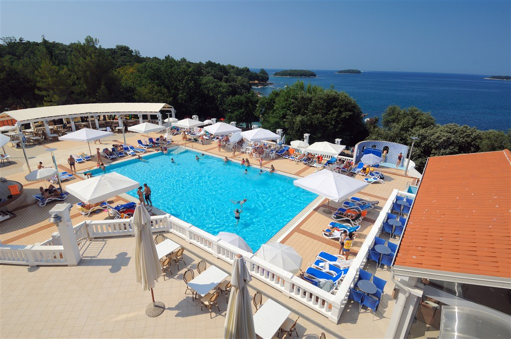 Hotel FUNTANA - All Inclusive resort Funtana, Vrsar, Chorvatsko