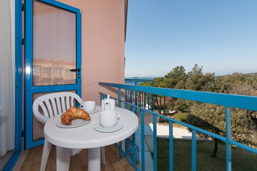 Hotel FUNTANA - All Inclusive resort Funtana, Vrsar, Chorvatsko - 1/2+2 FAMILY