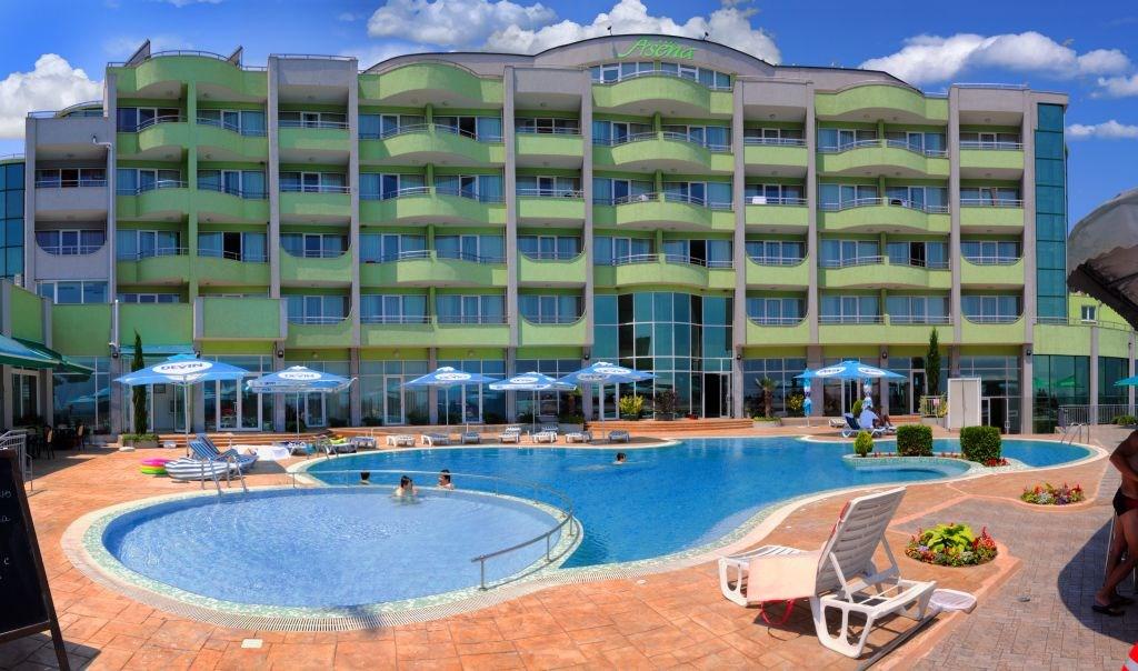 Hotel ARSENA - Nesebr