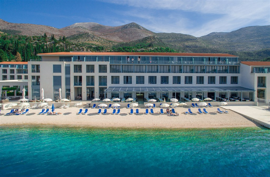 Grand hotel ADMIRAL - Suha Punta