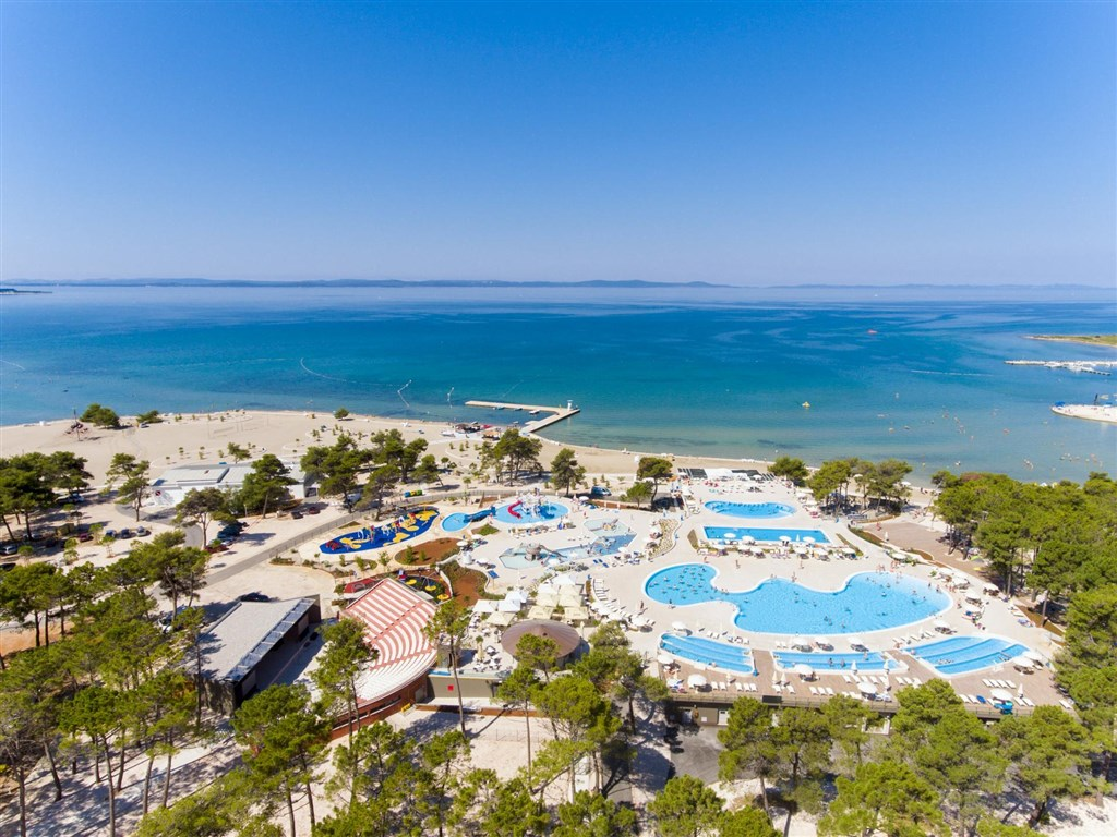 Apartmány ZATON HOLIDAY RESORT 4* - Split