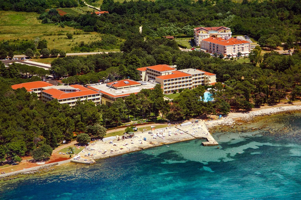 Hotel SOL AURORA - Brela