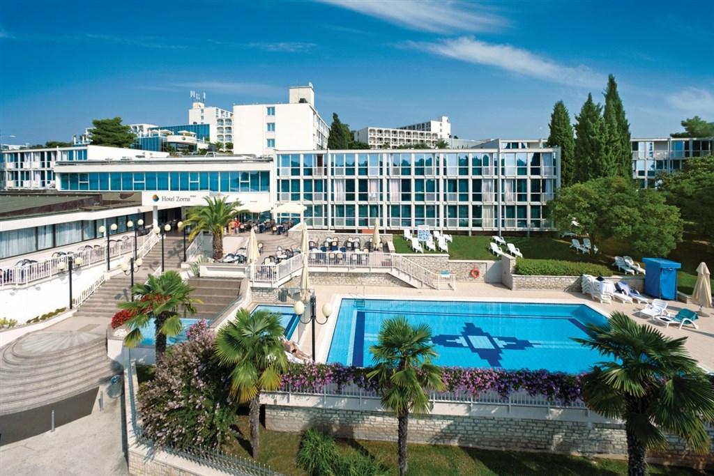Hotel ZORNA - Skala Rachoni