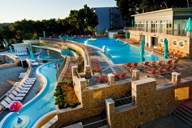 Family Hotel VESPERA - Ostrov Brač