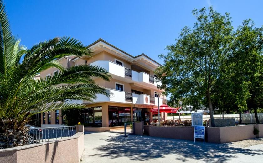 Hotel LAGUNA - Kalyves Beach