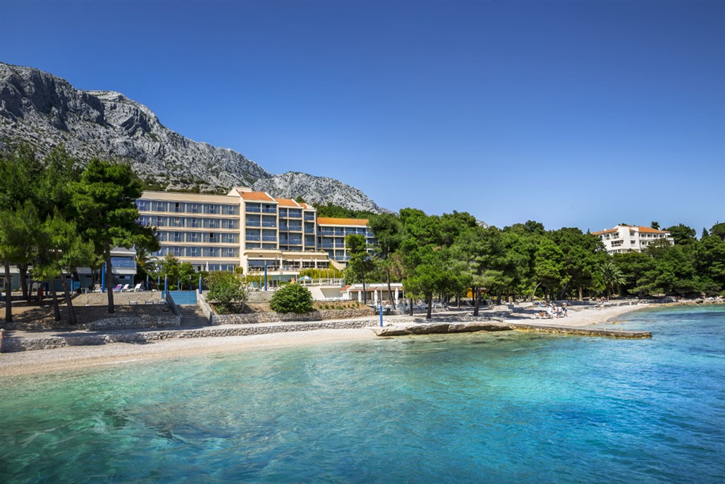 Hotel AMINESS Grand AZUR - Peloponés