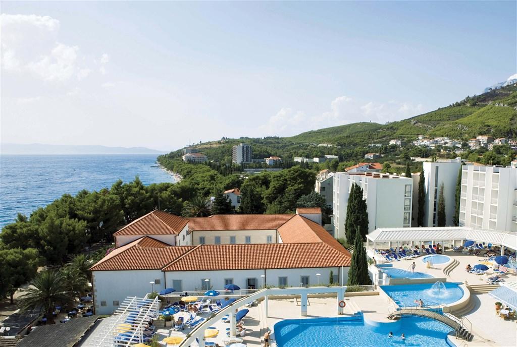 Hotel BLUESUN KAŠTELET - Vela Luka