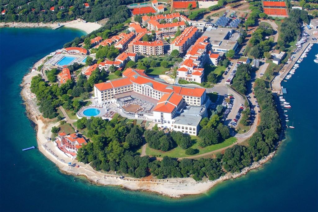Hotel PARK PLAZA HISTRIA - Drvenik