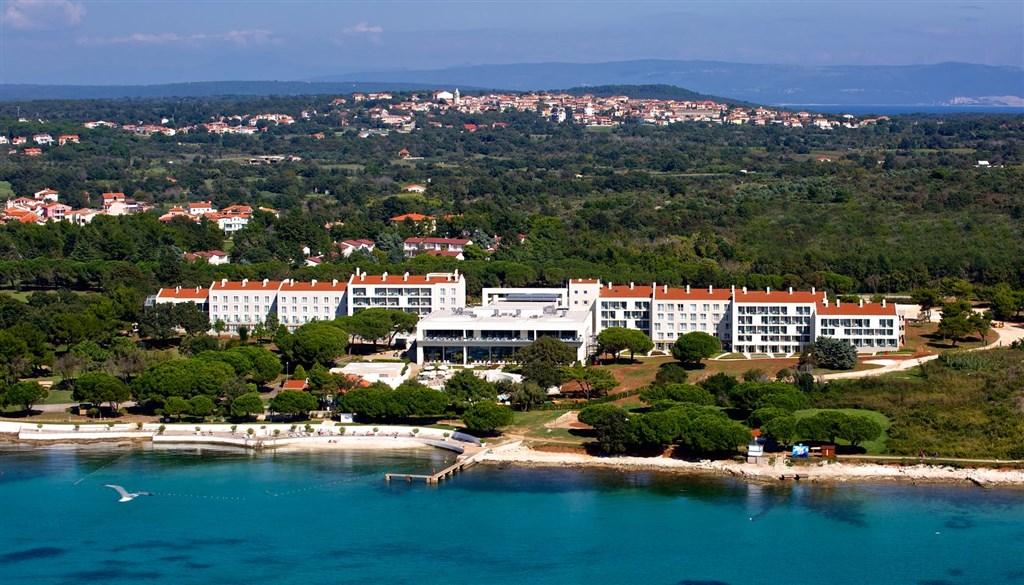 Hotel PARK PLAZA BELVEDERE - Medulin