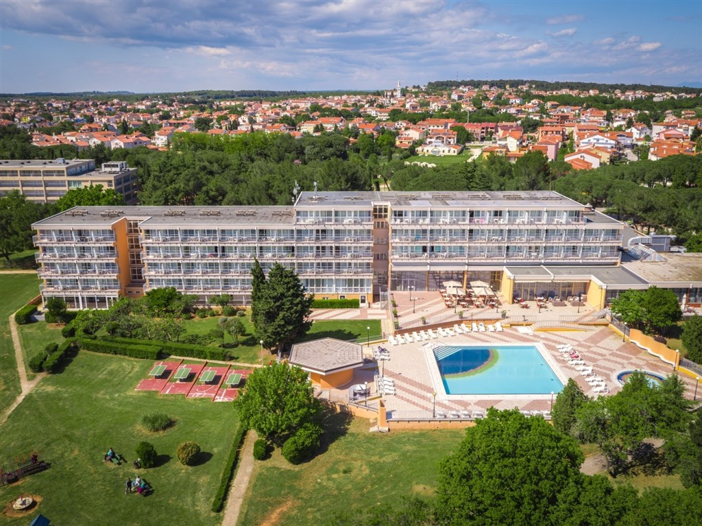 Hotel HOLIDAY - Vrsar